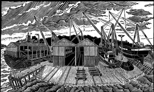 Last Ships, Cook's, Wivenhoe