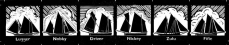Linocut • 2004 • 130 x 635mm • edition of 75 • £200