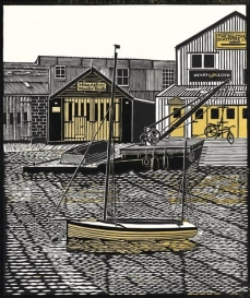 Linocut • 2010 • 410 x 340mm • edition of 150 • £390