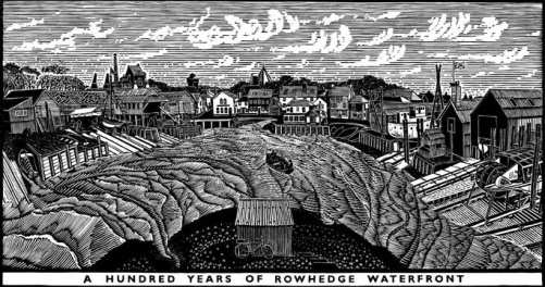 A Hundred Years of Rowhedge Waterfront
