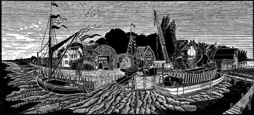 St Osyth Boatyard