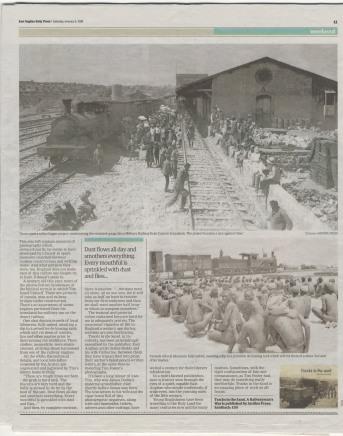 Martin Newell. East Anglian Daily Times 6/1/18b